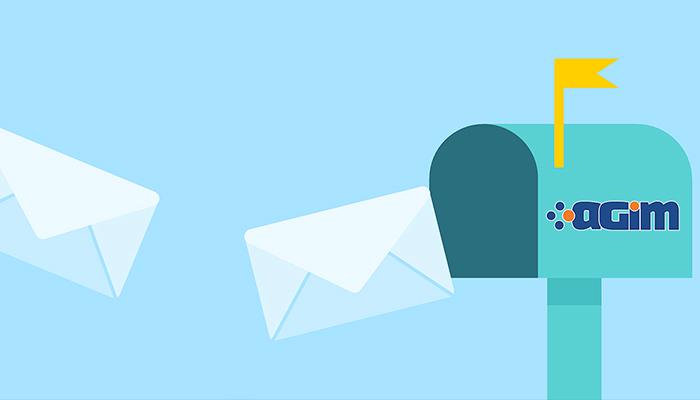 Tutte le tue email dentro Agim
