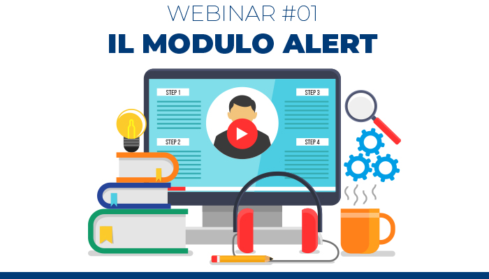 AGIM Webinar #01 – Il modulo Alert