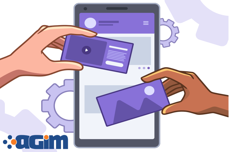 Agim versione Mobile: le anticipazioni