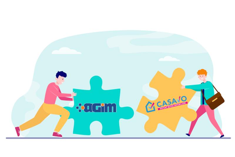 Nuova partnership con Casavo