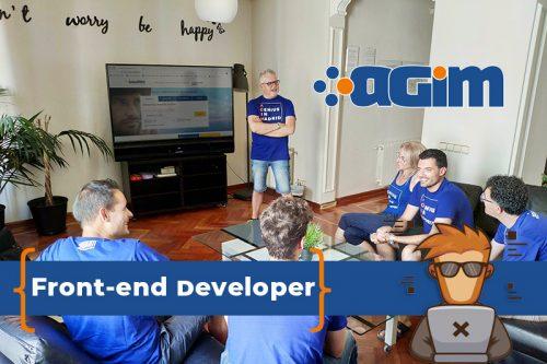 Assunzioni – Sviluppatore web front-end